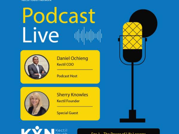 Podcast Episode 1!  – Kectil Youth Network
